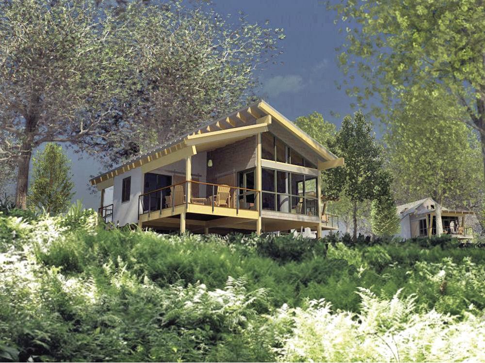 Sampson State Park Adding Higher End Cottages
