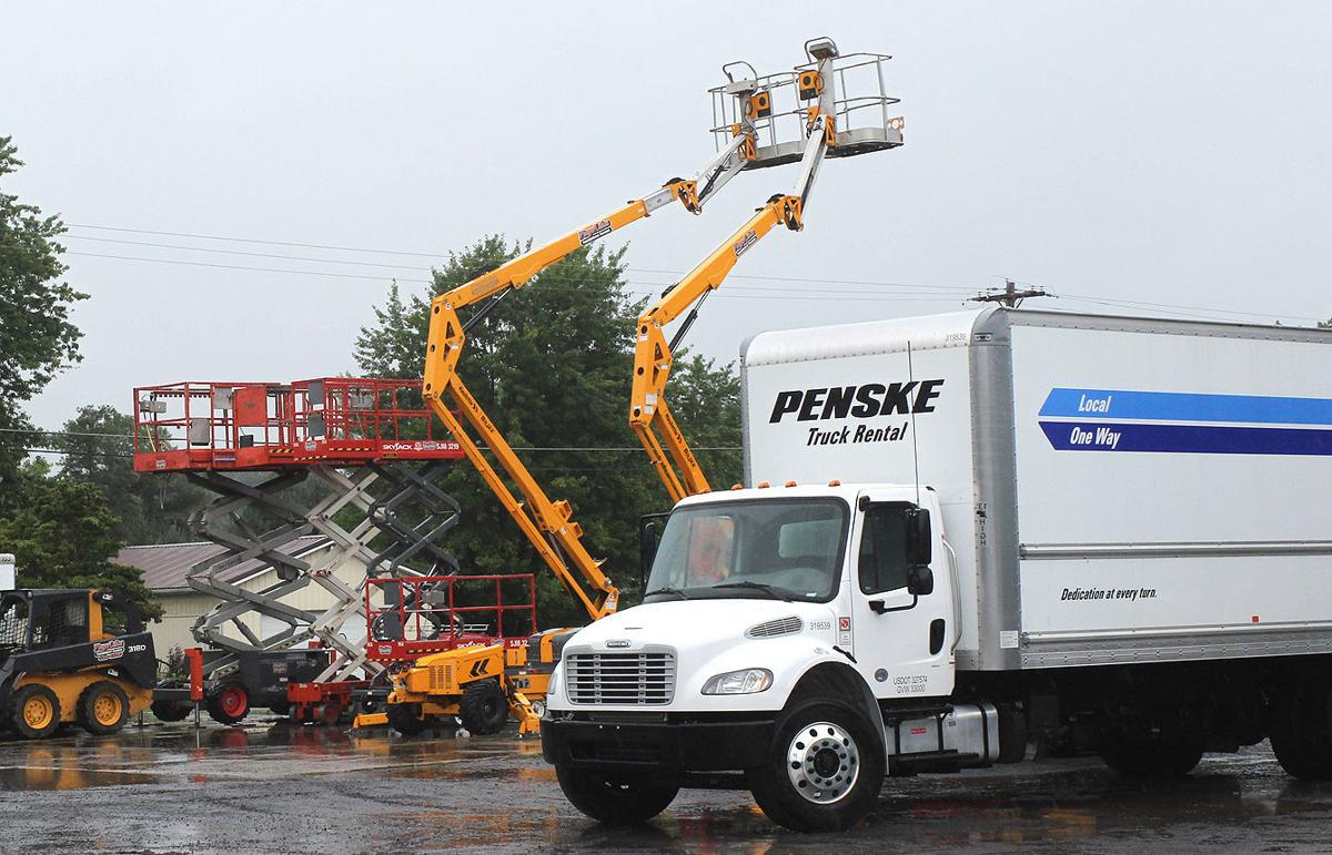 Business Of The Week Finger Lakes Equipment Rental Business Fltimes Com