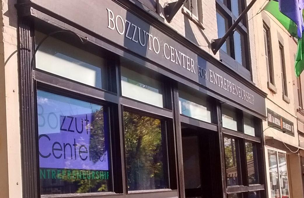 HWS celebrating new downtown location for Bozzuto Center