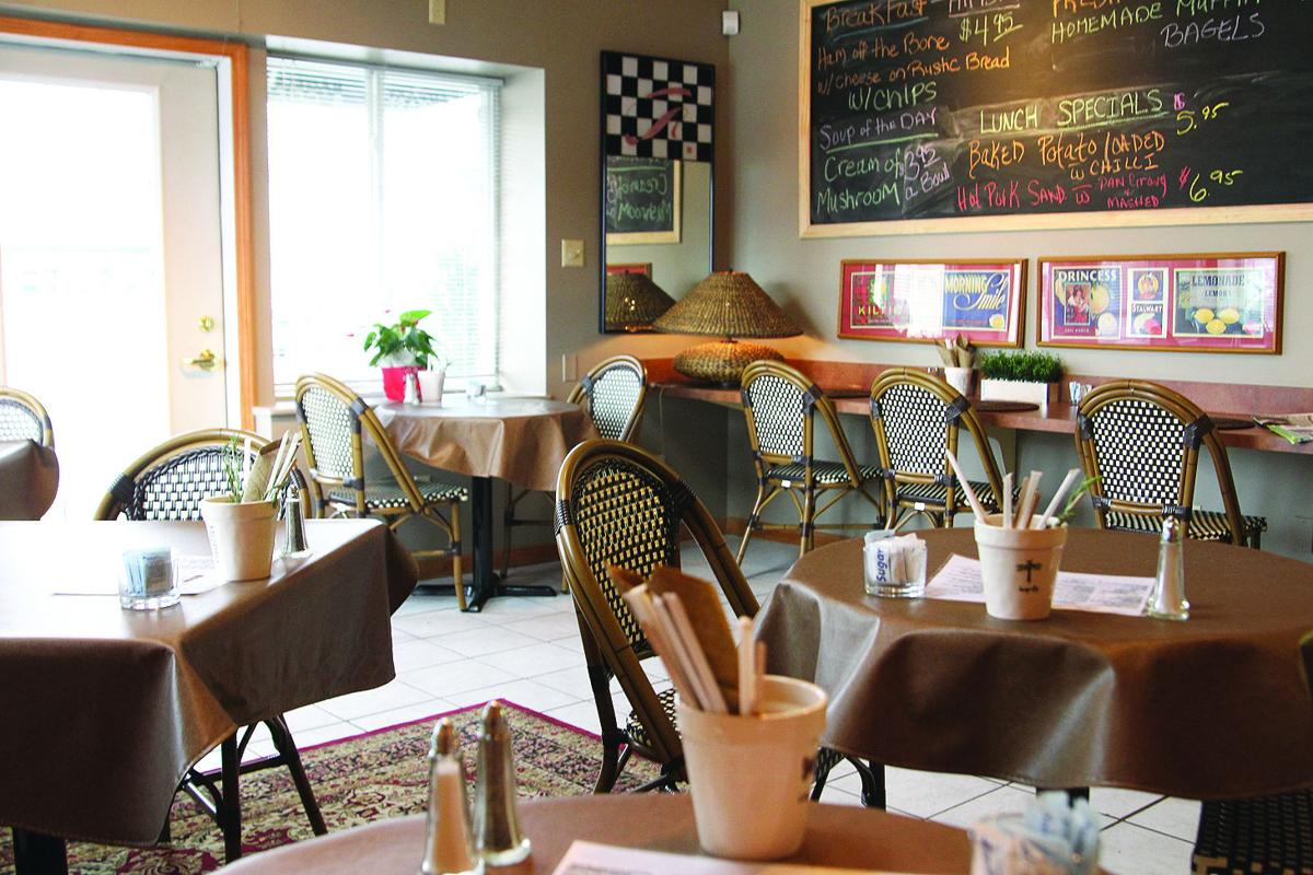 Fresh With A Flair Owner Of Cobblestone Restaurant Opens Cozy Café