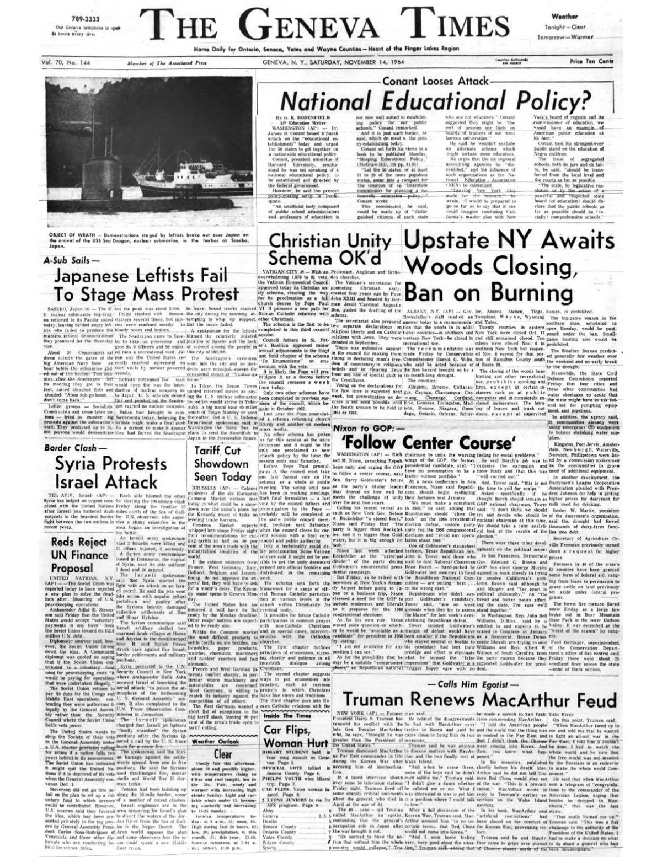 November 14, 1964