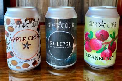 Star Cider fall flavors