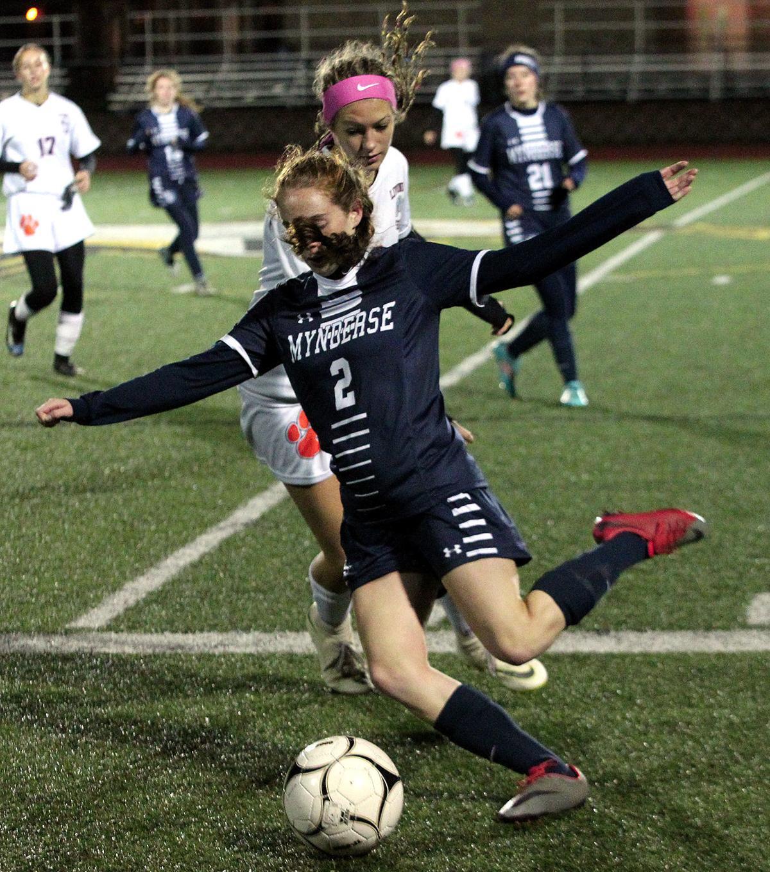 Mynderse soccer