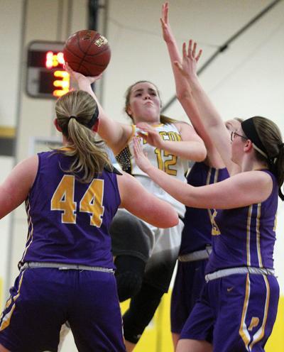 South Seneca basketball