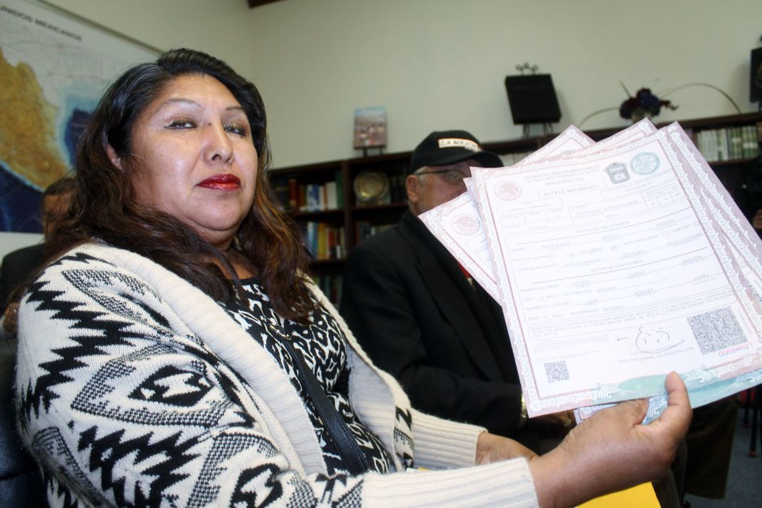 Mexican Nationals Can Now Obtain Birth Certificates At Consulate In
