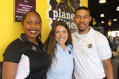 Planet Fitness Holds Grand Opening Celebration In Fontana Business