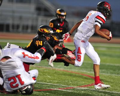 Update Results And Schedules For Prep Football Teams In Fontana