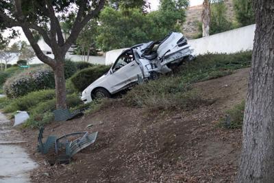 Rollover collision