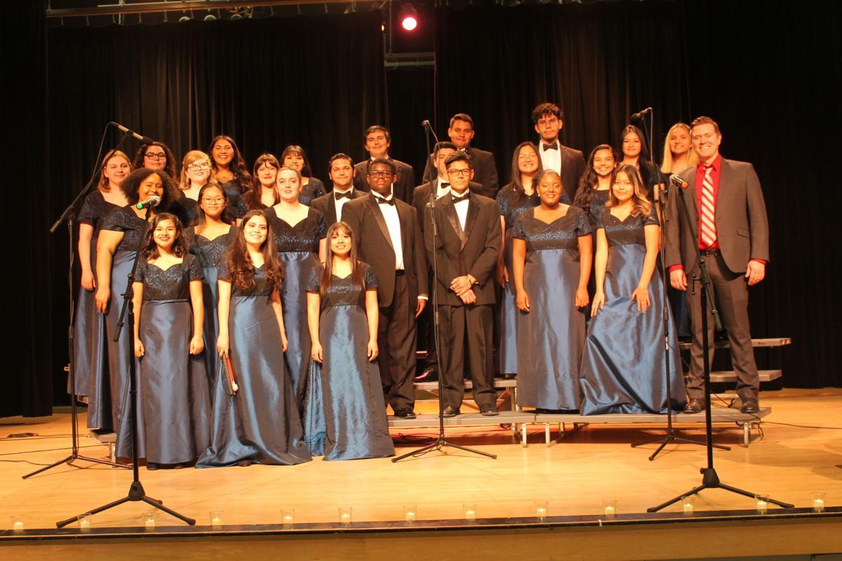 Summit singers