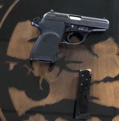 Firearm violations