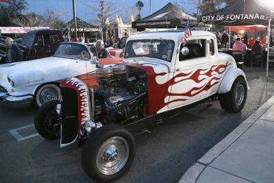 Fontana Car Show