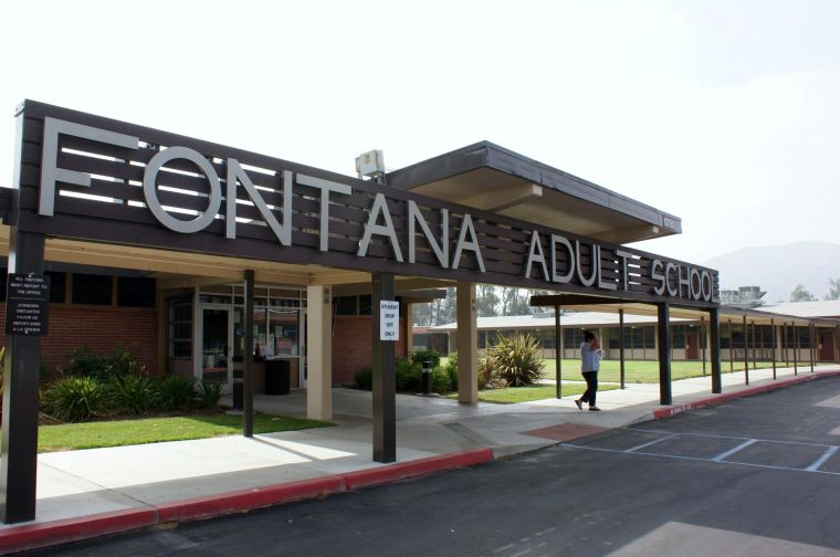 Adult fontana school