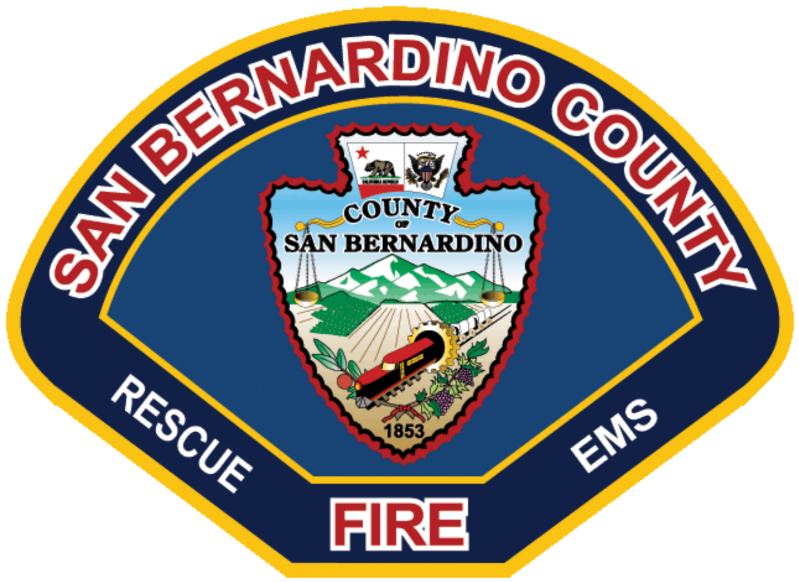 Eleven small fires are set near base of Cajon Pass on Jan  15