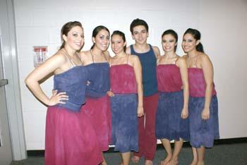 Dancers explore significant issues during performance at Miller