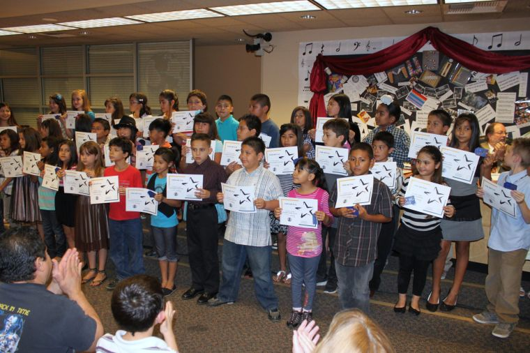 Many Fontana Students Are Honored For Getting Perfect Score On California Standardized Test
