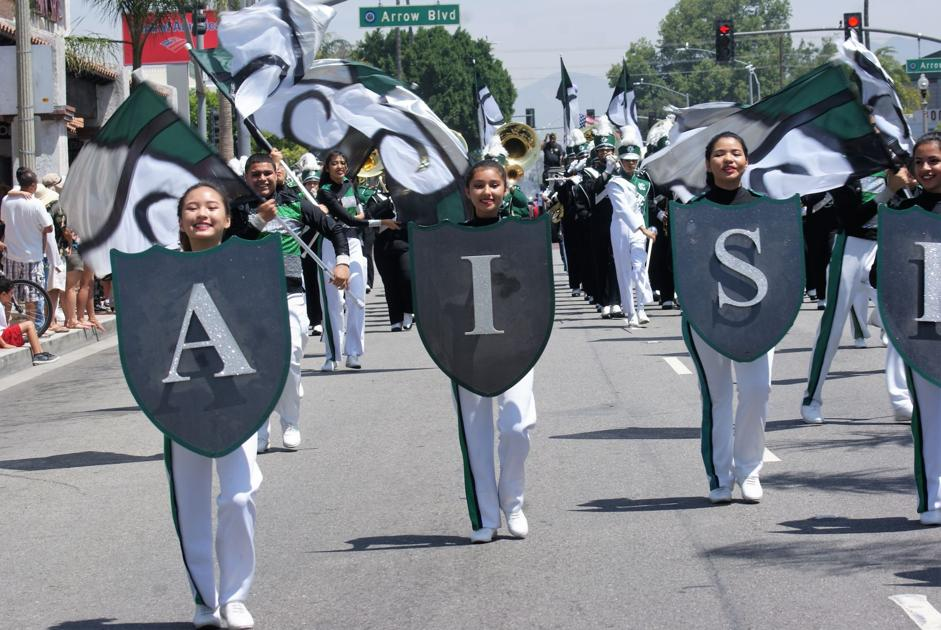 Kaiser Band will perform in Rose Parade in Pasadena on Jan ...