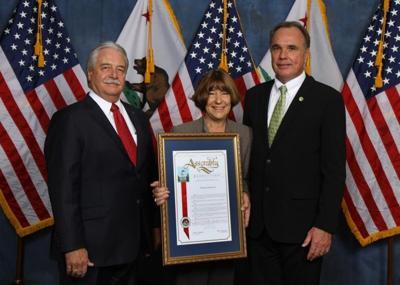 Rotolo Chevrolet Wins Top Fontana Chamber Business Award
