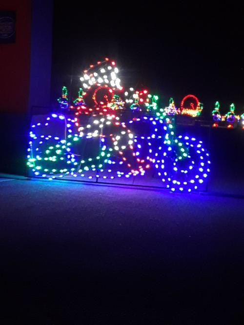 fontana speedways magic of lights experience will raise funds to help needy residents entertainment fontanaheraldnewscom