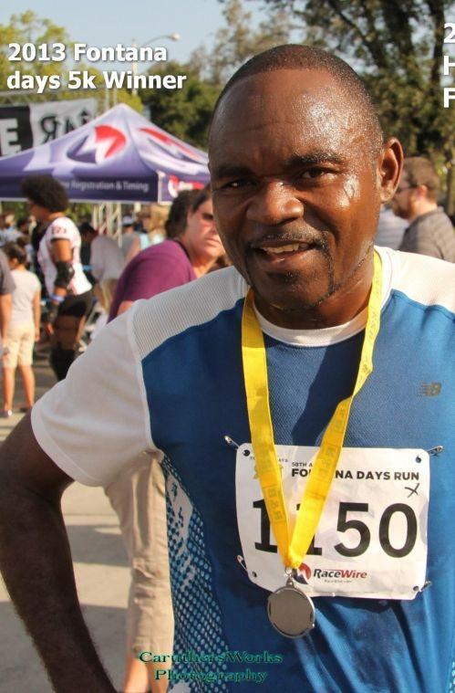 Despite the heat, runners enjoy 'fantastic' Fontana Days Run; see results, photos, and video highlights