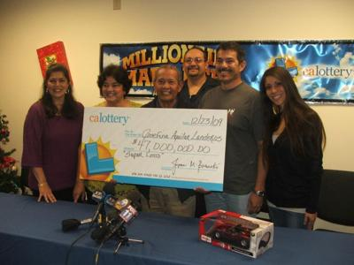 Fontana woman wins $47 million SuperLotto Plus jackpot | News