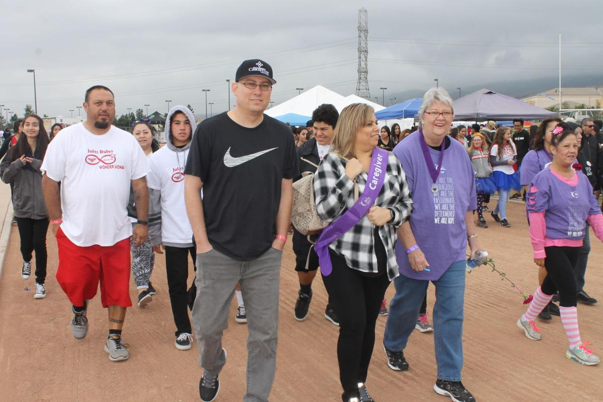 Residents Raise 45 000 To Fight Cancer During Fontana S