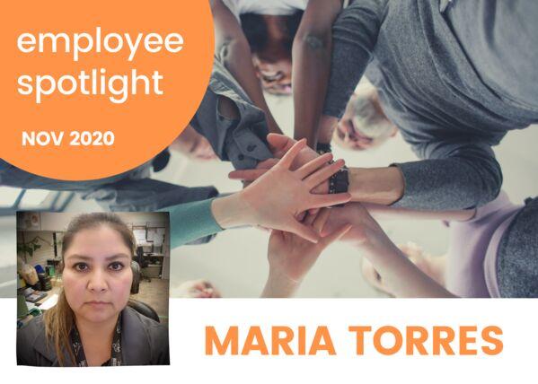 City employee spotlight:  Torres helps keep Fontana Community Development Department running smoothly