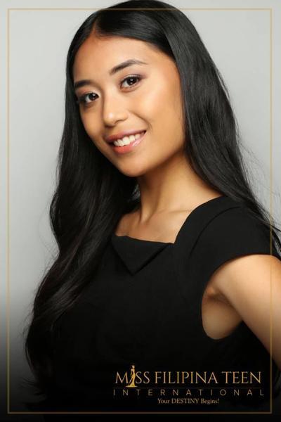 Fontana Resident Gains Title Of Miss Filipina Teen -6418