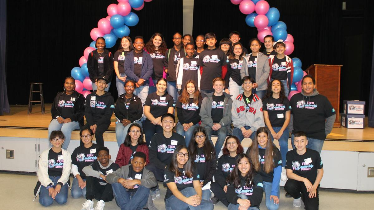 Hundreds of students get inspired at FUSD's Teen Leadership Summit