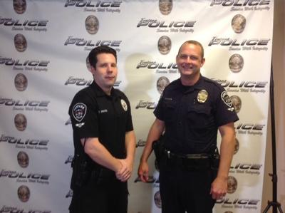 Top two DUI arresting officers