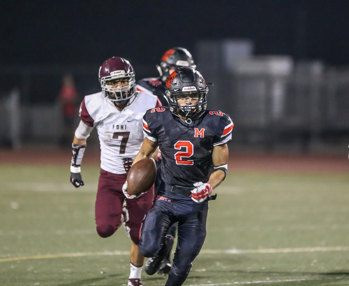 Miller Football Team Pulls Away For Victory Over Fohi See Video