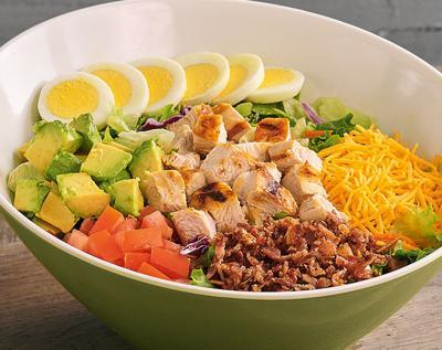 Farmer's Chopped Cobb salad