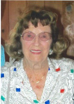 Obituary - Elvie Blasick
