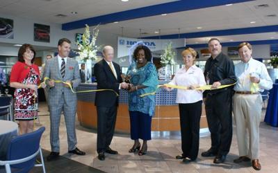 Rock Honda Moves Into Fontana Auto Center News