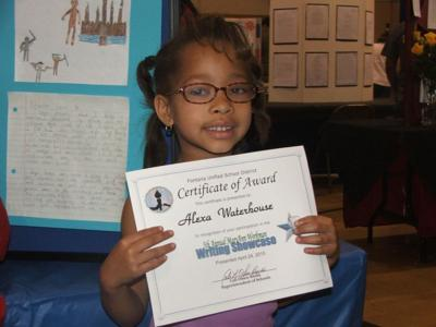 FUSD's top writers honored during annual showcase; see video highlights