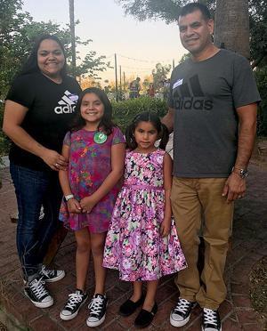Zavala family