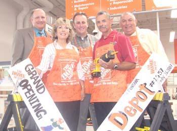 The Home Depot Opens In Southern Fontana News Fontanaheraldnews Com