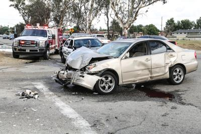 One Person Is Hospitalized Following Traffic Accident At Arrow And