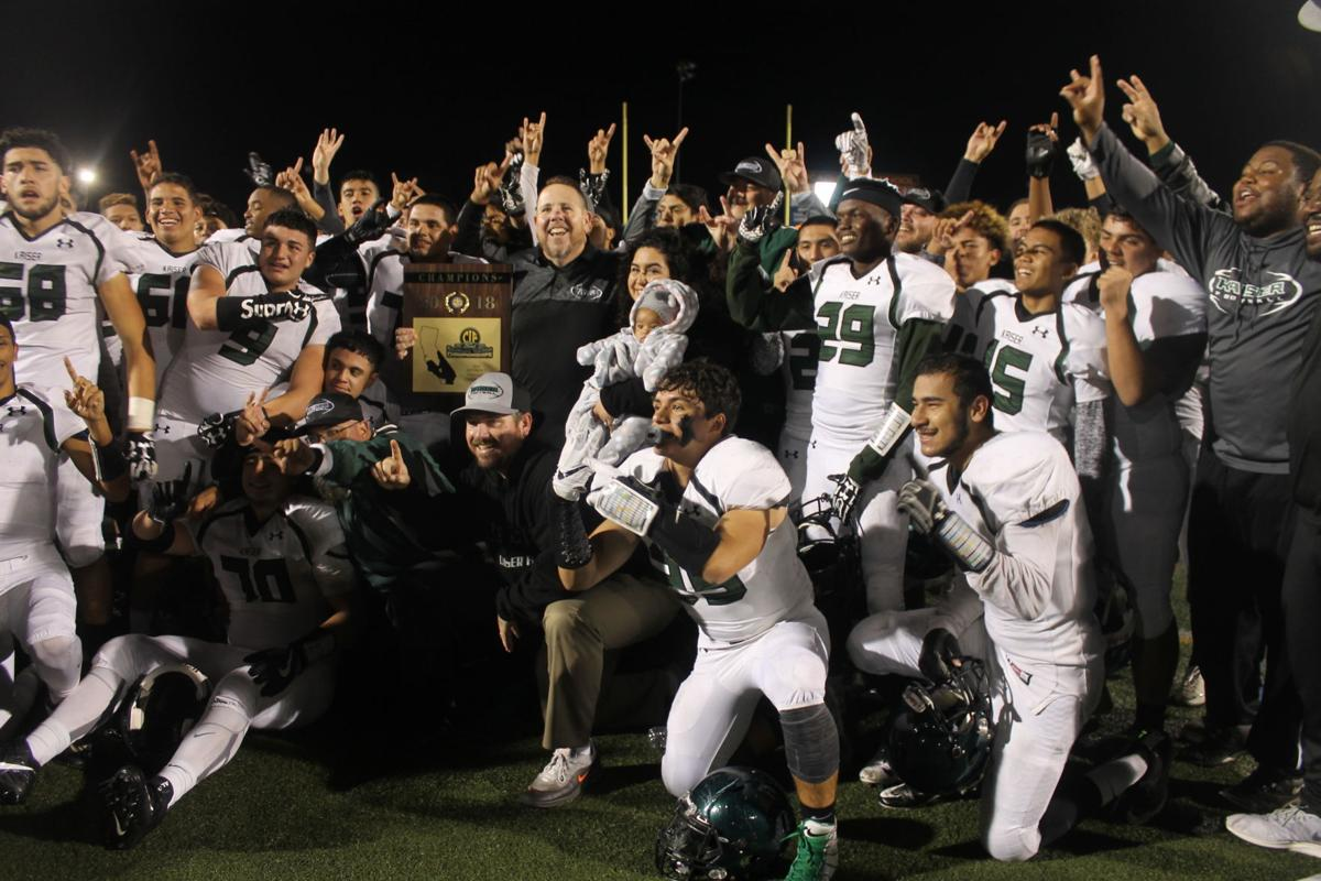 Kaiser football team achieves CIF championship and will now