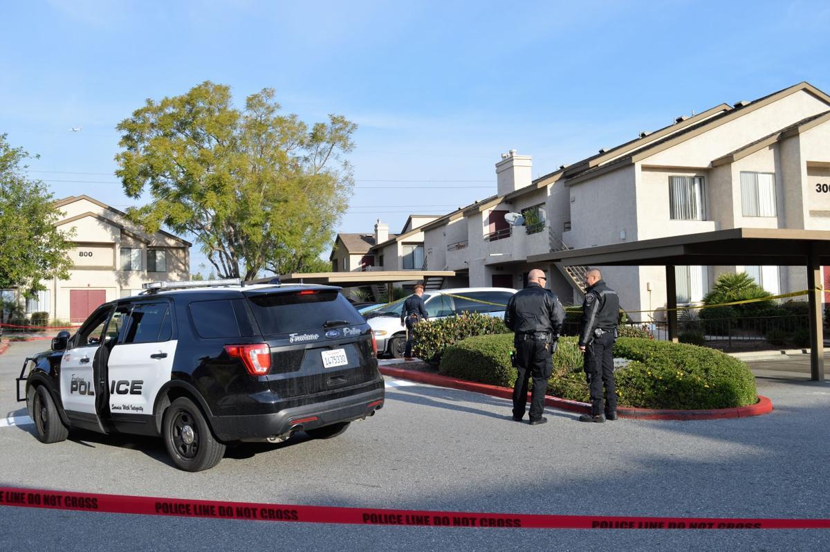 Police investigate triple homicide