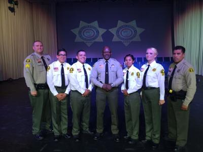 County Sheriff's Department honors 57 young people who