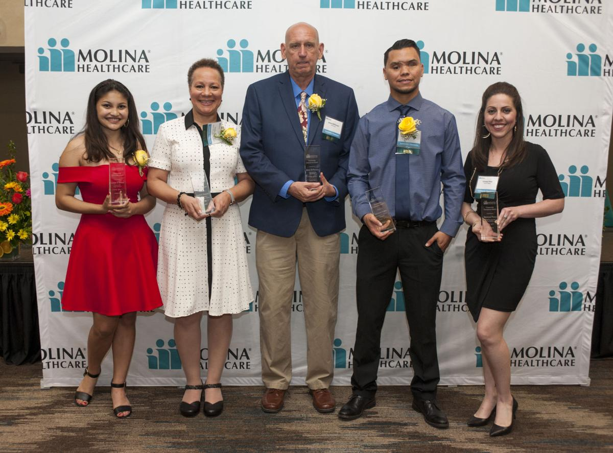 Molina Healthcare Honors Five Inland Empire Leaders For Their Outstanding Service