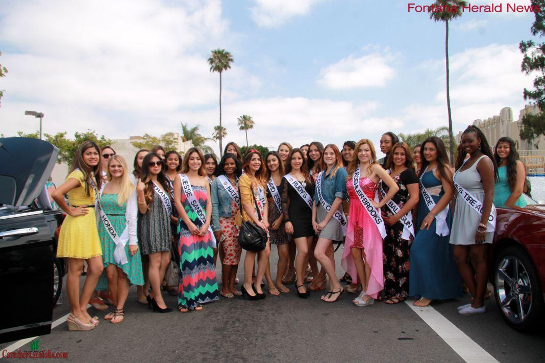 Miss Fontana Pageant Will Be Held June 13 See Photos News Fontanaheraldnews
