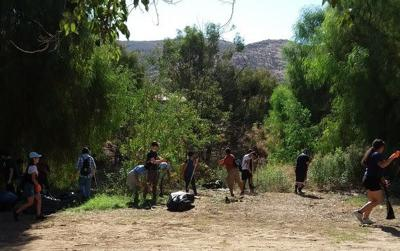 Park Clean-Up Day