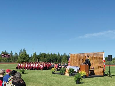 Foresthill High School Class of 2019