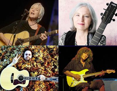 Words & Music with Don Henry, Laurie Lewis, Claudia Russell and Nina Gerber