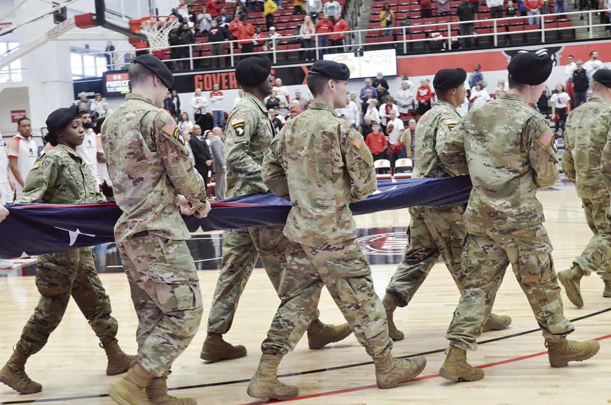 APSU expresses thanks to those who serve nation