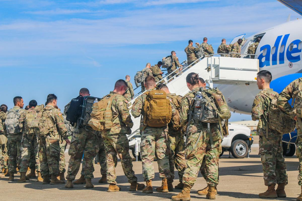 531st Hospital Center and supporting units deploy to New York City for COVID-19 relief