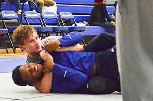 FALCONS SPORTS: Falcons wrestling team prepping for new season