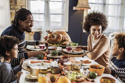 Being thankful builds resilience any time of year