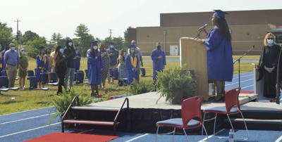 Class of 2020 gets 'second chance' at graduation